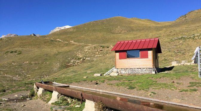 Nueva cabaña del Dalliu